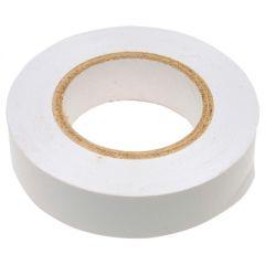 Изолента СибрТех ПВХ 15 мм x 10 м белая (88792)