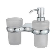 Держатель стакана и дозатора Wasserkraft Berkel К-6800 K-6889 9060612