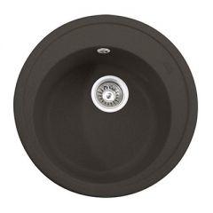 Мойка кухонная круглая Kaiser Dark Brown (KGM-510-DB)