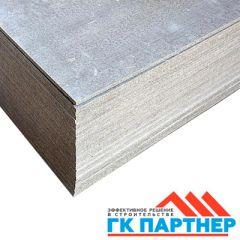 Плита цементно-стружечная (ЦСП) Партнер 3200х1200 мм 10 мм