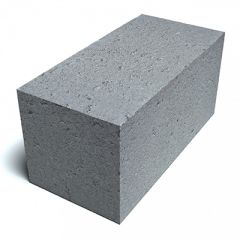 Блок фундаментный полнотелый М-100 400х200х200 мм