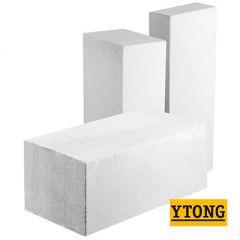 Блок из ячеистого бетона Ytong газосиликатный D500 625х250х75 мм