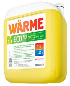 Теплоноситель Warme Eco 30 на основе глицеринового раствора 10 кг