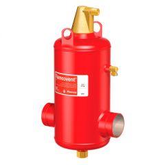 Сепаратор воздуха Flamcovent 100R Smart 10 бар (FL31204)