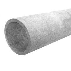 Турба асбестовцементная безнапорная БНТ 3950 мм d200