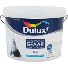 Краска Dulux Ослепительно Белая 10 л