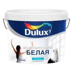Краска Dulux Ослепительно Белая 5 л