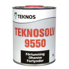 Растворитель Teknos Teknosolv 9550 1 л