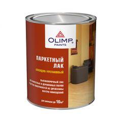 Лак паркетный Olimp глянцевый 0,9 л
