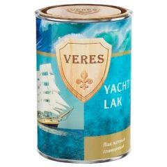 Лак яхтный Veres Yacht Lak полуматовый 0,75 л
