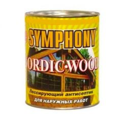 Антисептик Symphony Doctor-wood 0,9 л