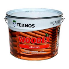 Антисептик Teknos Woodex Classic РМ3 2,7 л