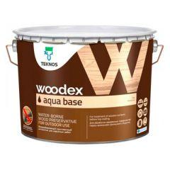 Антисептик Teknos Woodex Aqua Base 10 л