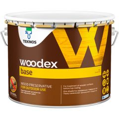 Антисептик Teknos Woodex Base 10 л