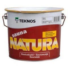 Антисептик Teknos Sauna Natura 2,7 л