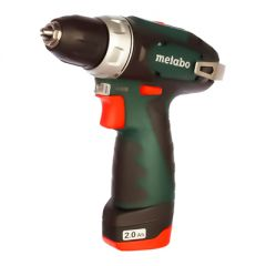 Аккумуляторный винтоверт Metabo PowerMaxx BS Basic Set (600080960)