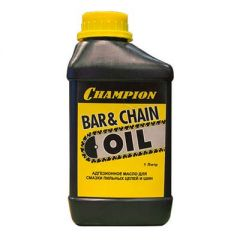 Масло для смазки цепей Champion 1 л (952824)