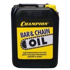 Масло для смазки цепей Champion 5 л (952828)