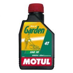 Масло Motul Garden 4T SAE 30 0,6 л (106999)