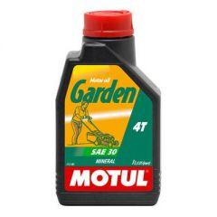 Масло Motul Garden 4T SAE 30 1 л (102787)