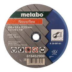 Круг отрезной Metabo Novoflex 230x22,2 мм А 30 (616452000)