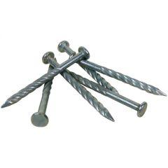 Гвозди винтовые оцинкованные ГОСТ 30х2,5 мм (5 кг)