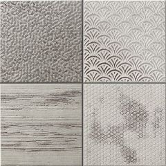 Универсальная плитка Realonda Rust 44,2x44,2 Grey м2
