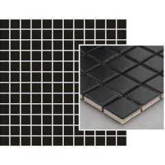 Мозаика Paradyz Albir Nero куб 2,3х2,3, 29,8х29,8 см 405651 шт