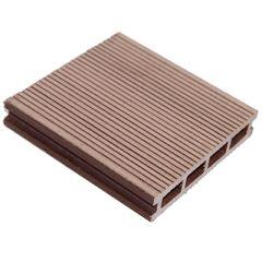 Террасная доска Master Deck Classic крупный/мелкий вельвет Тик 140х26х3000 мм