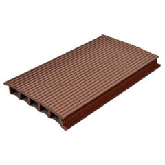 Террасная доска Master Deck Slim Вельвет Тик 145х23х3000 мм