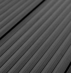 Террасная доска ДПК Savewood SW Quercus Черный 163х25 мм (1 м.п.)