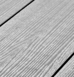 Террасная доска ДПК полнотел. Savewood SW Abies Пепельный (R) 141х27 мм (1 м.п.)