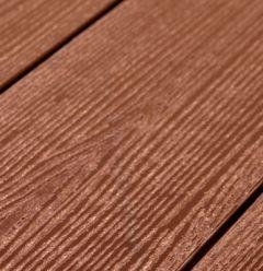 Террасная доска ДПК полнотел. Savewood SW Abies Терракот (R) 141х27 мм (1 м.п.)