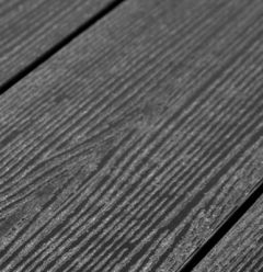Террасная доска ДПК полнотел. Savewood SW Abies Черный (R) 141х27 мм (1 м.п.)