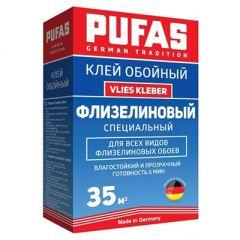 Клей для обоев Pufas флизелиновый специальный Vlies Kleber GT (35 м2) 225 г