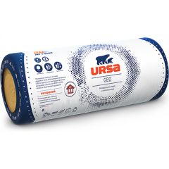 Теплоизоляция Ursa GEO М-15 12000х1220х80 мм 1 шт (14,64 м2)