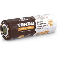 Теплоизоляция Ursa Terra Скатная крыша 3900х1200х150 мм 1 шт (4,68 м2)