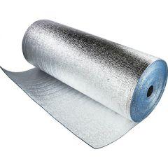 Вспененный полиэтилен Пенофол фольгированный 25000х1200х3 мм (30 м2)