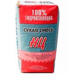 Смесь цементная Русеан НЦ гидроизоляция 25 кг