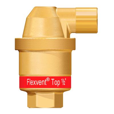 Автоматический поплавковый воздухоотводчик Meibes Flexvent Top 1/2 (FL28515)