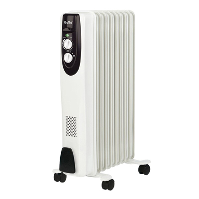 Радиатор масляный 7 секций Ballu Enzo BOH/CL-07BRN 1500 класик 1500 (HC-1050895)