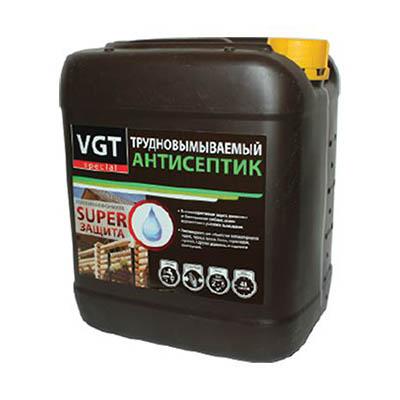 Антисептик VGT трудновымываемый 5 кг