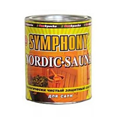 Антисептик Symphony Nordic Sauna 0,9 л