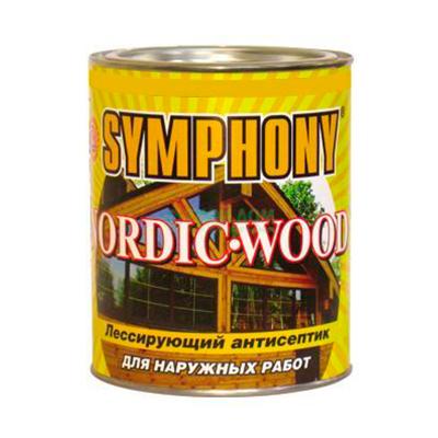 Антисептик Symphony Nordic Wood 0,9 л