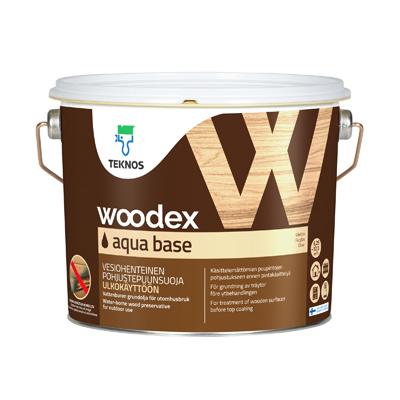 Антисептик Teknos Woodex Aqua Base 3 л