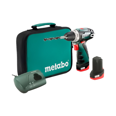 Аккумуляторный винтоверт Metabo PowerMaxx BS (600079550)