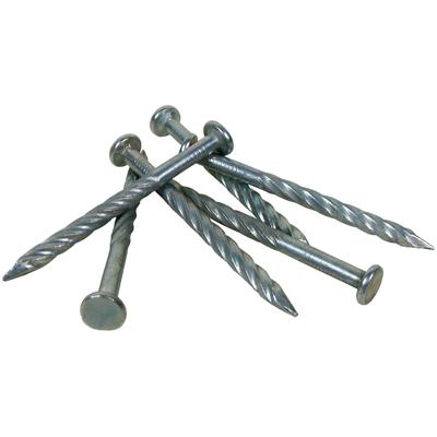 Гвозди винтовые оцинкованные ГОСТ 80х3,4 мм (5 кг)