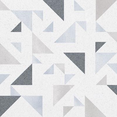 Vitra Impression Декор Геометрический Холодная Гамма Рект 60x60 K947848R0001VTE0 м2
