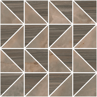 Vitra Serpe-Nuvola Мозаичный Микс Коричневый Лапп Рект 30x30 K9482368LPR1VTE0 шт