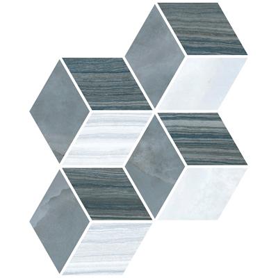 Vitra Serpe-Nuvola Декор Ромб Холодная Гамма Лапп Рект 24x30 K9482398LPR1VTE0 шт